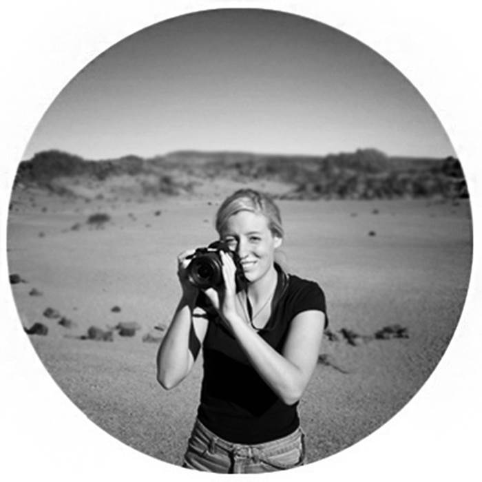 Alicia Mariña, photographer at zet gallery
