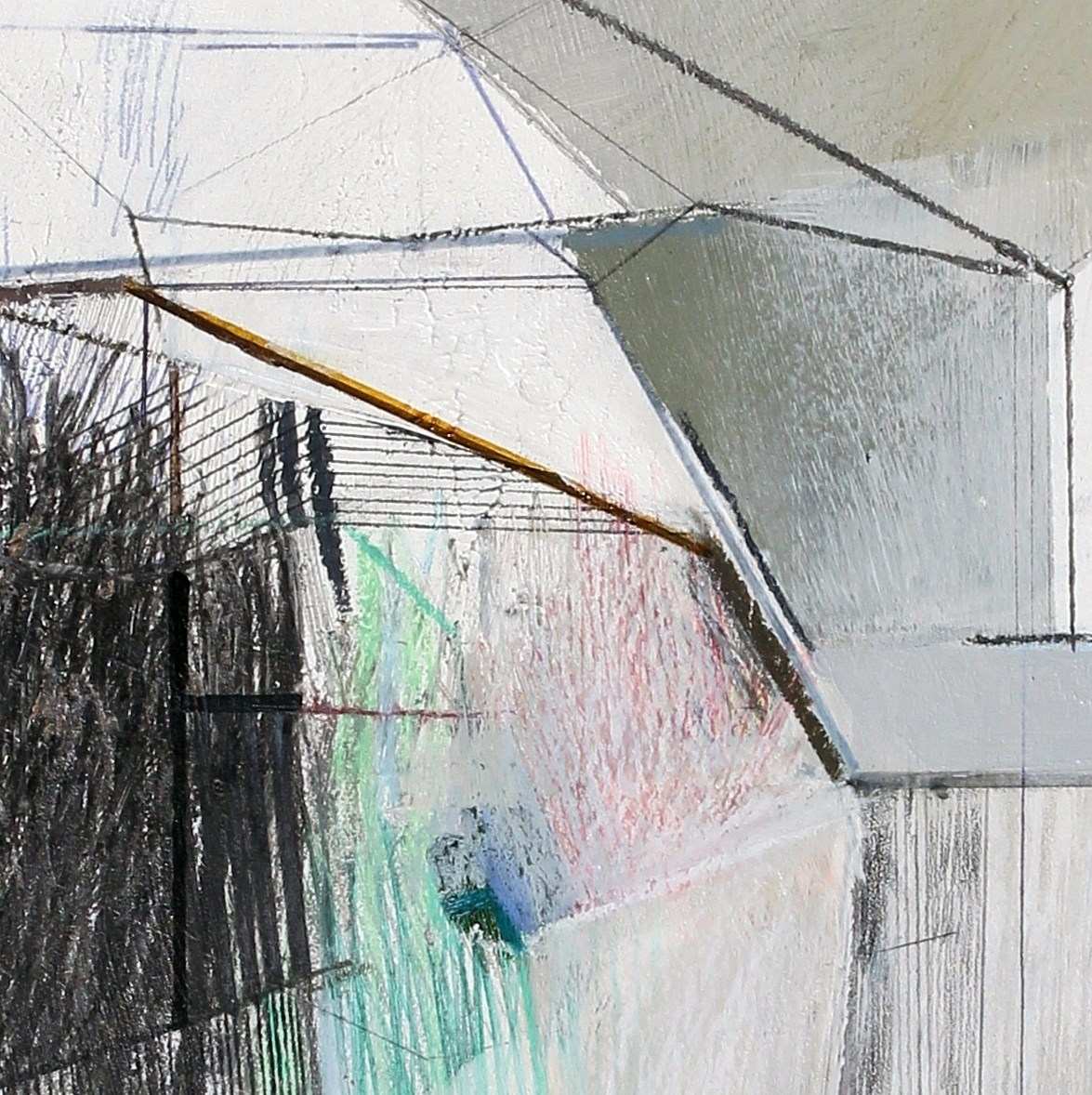 Susana Chasse, painter at zet gallery