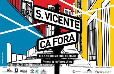 SÃO VICENTE CÁ FORA: OTHER WAYS TO INTERVENE IN THE CITY