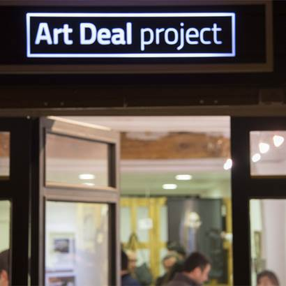 Art Deal Project, art gallery