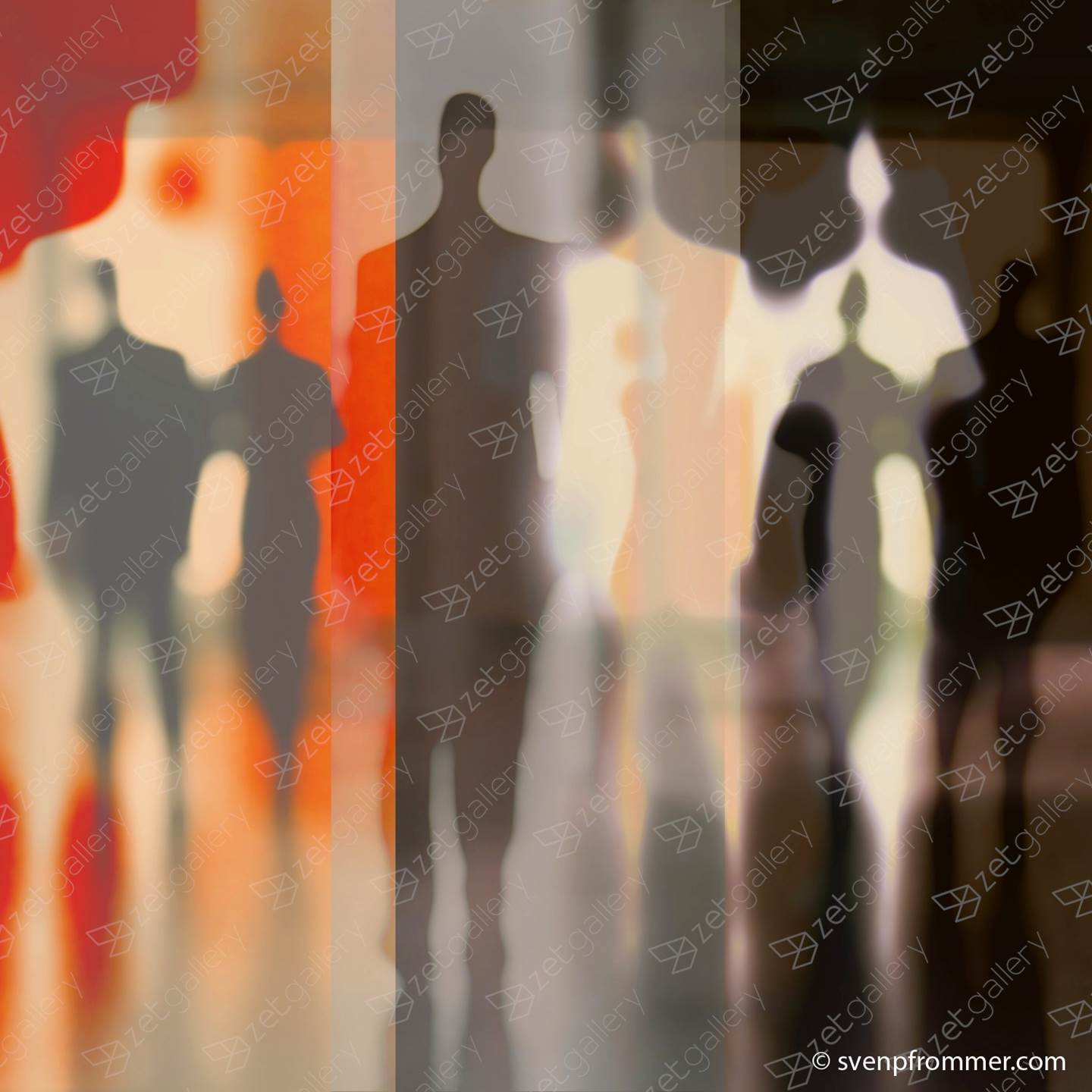 HUMAN FACTOR XXIV, original Human Figure Digital Photography by Sven Pfrommer