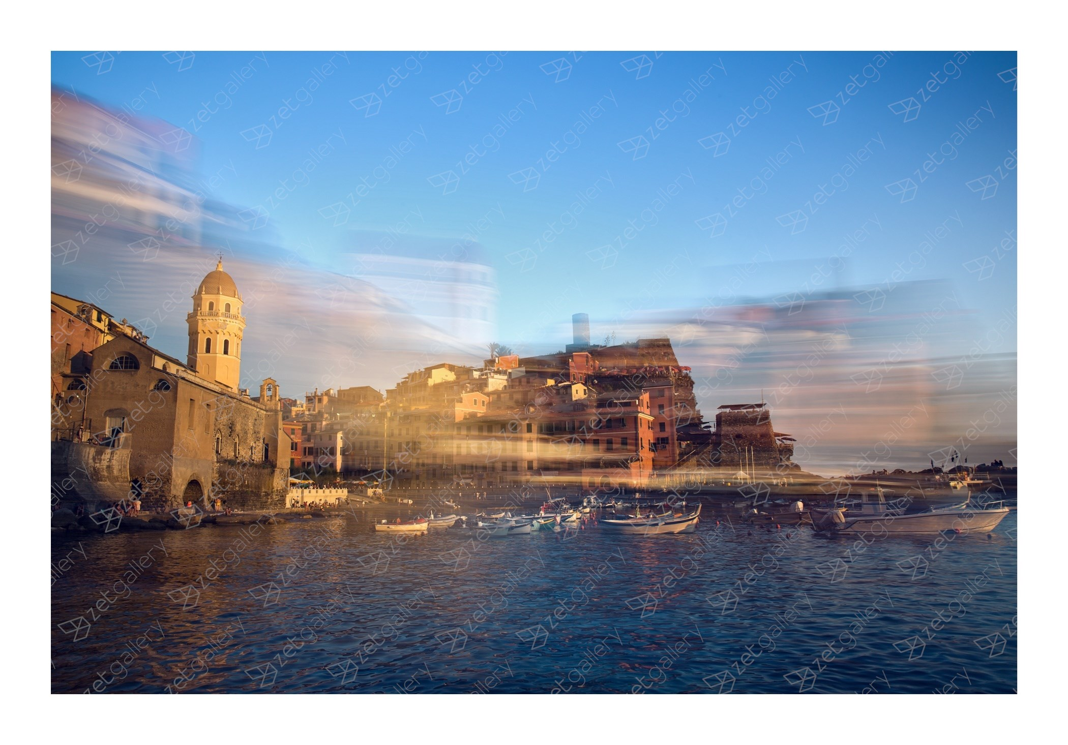 Vernazza, original Landscape Digital Photography by Daniel Camacho
