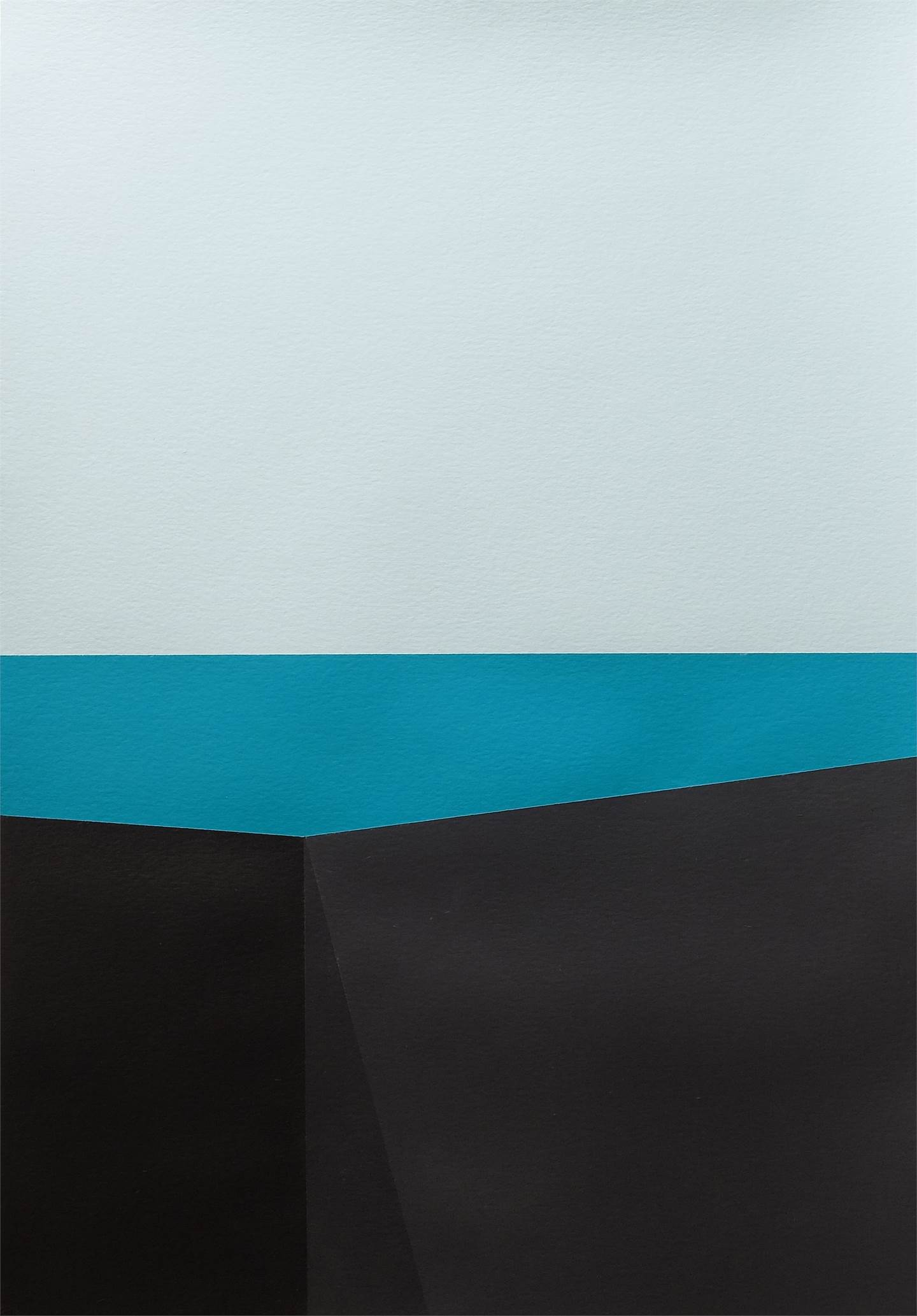 Minimal Landscapes Series · MLS P0355, original   Painting by André Lemos Pinto