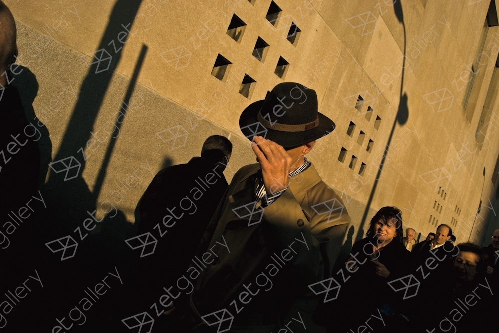 Near Ground Zero, New York City, Fotografia Digital Figura Humana original por Dimitri Mellos