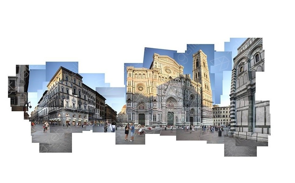 Projeto Panoramas - Firenze, original Places 0 Photography by Daniel Camacho