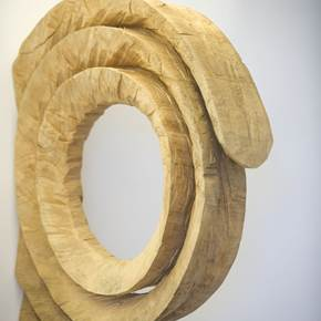 Série Anéis, original Nature Wood Sculpture by Paulo Neves