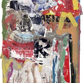 Êxtase, original Avant-Garde Canvas Painting by Alexandre Rola