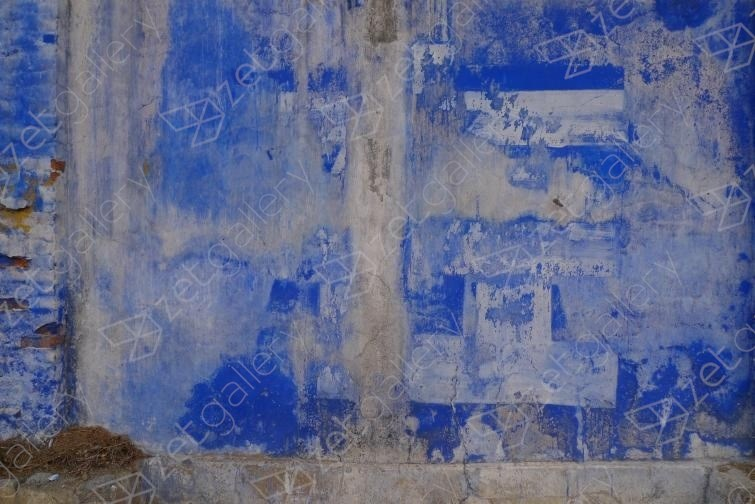 Wall of the Cultural Revolution 8, original Abstract Digital Photography by John Brooks