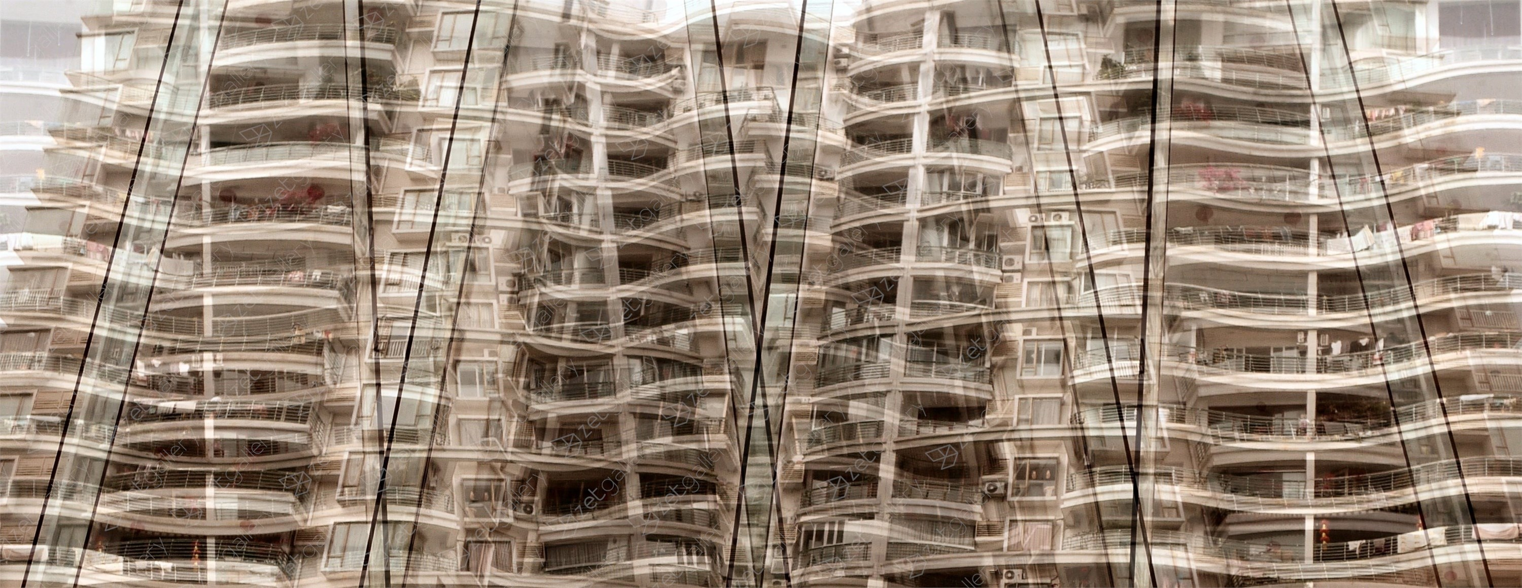 Shenzhen 3, original Architecture Digital Photography by John Brooks