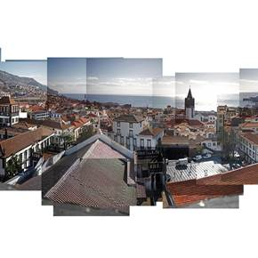 Projeto Panoramas – Funchal, original Places  Photography by Daniel Camacho