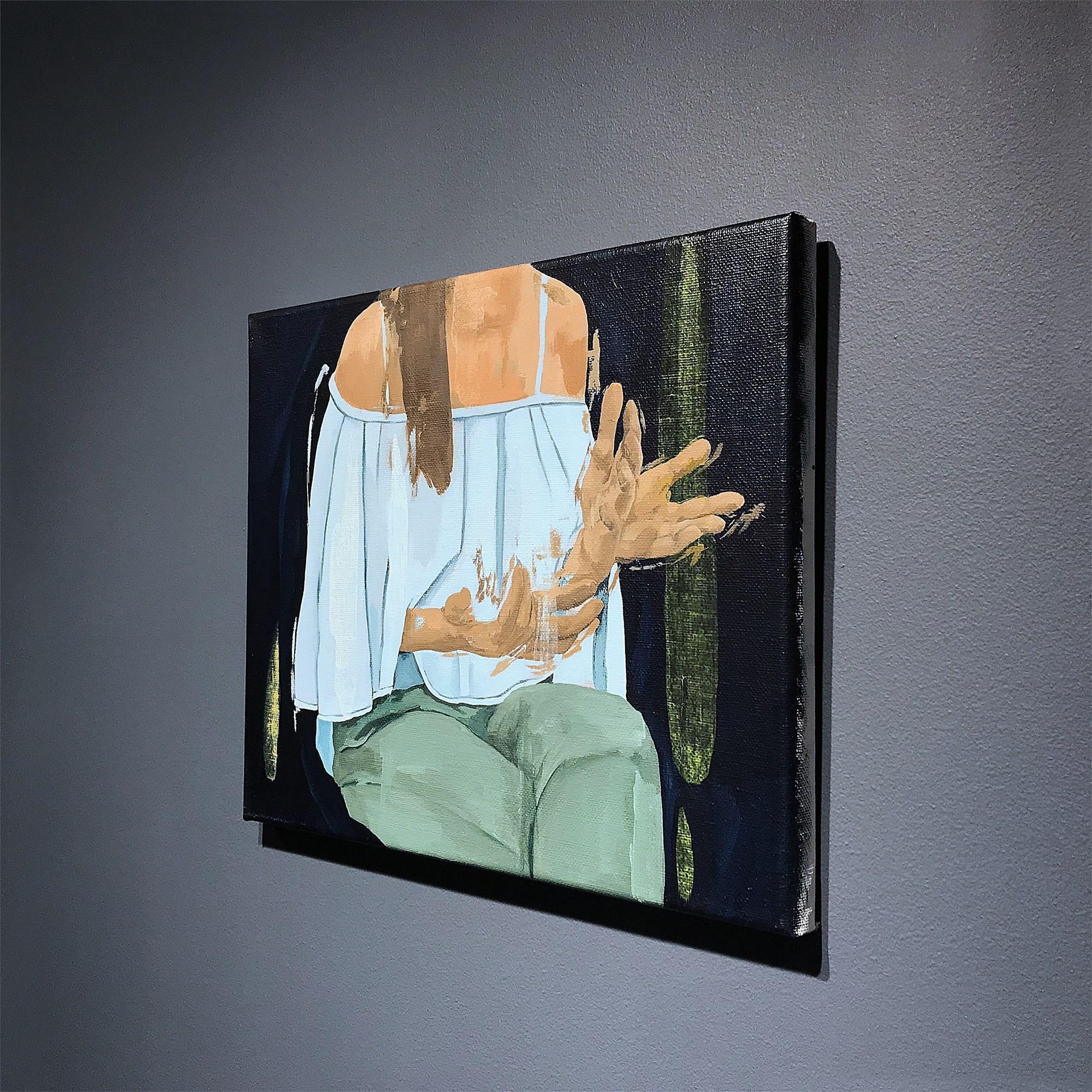 Rita S Hands By Joao Teixeira Original Artwork Collect Art Online With Zet Gallery