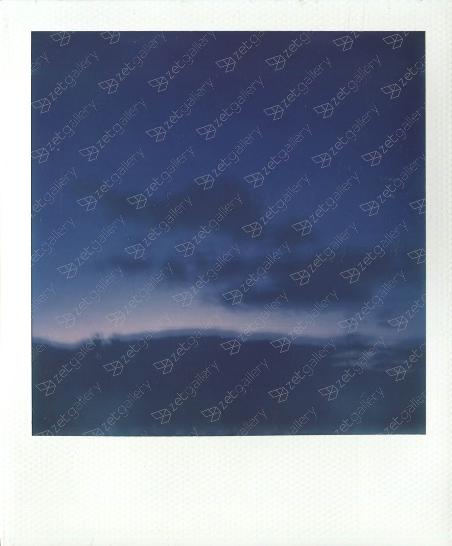 Polaroid 3, original Abstract Analog Photography by Yorgos Kapsalakis