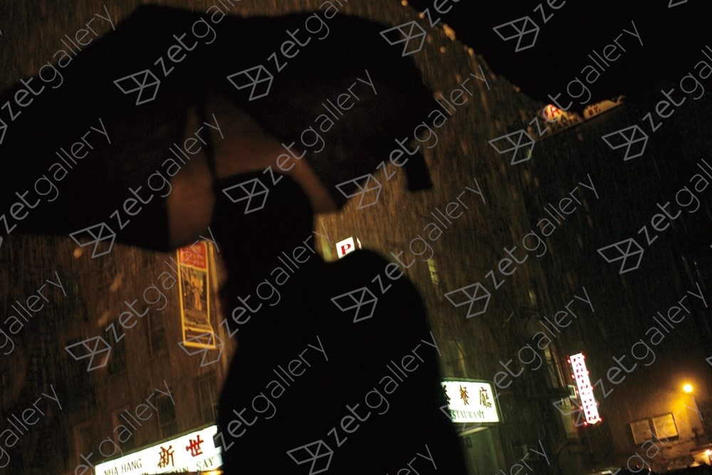 Chinatown, New York City, original Human Figure Digital Photography by Dimitri Mellos