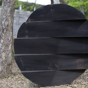 Série Esculturas em ferro, original Nature Iron Sculpture by Paulo Neves