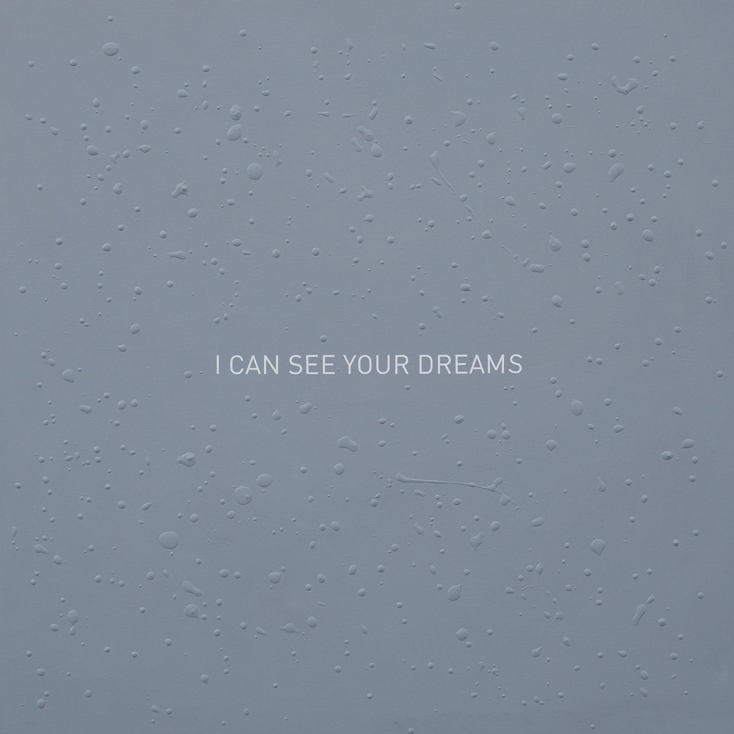 I Can See Your Dreams, Pintura Tela Preto e Branco original por André Lemos Pinto