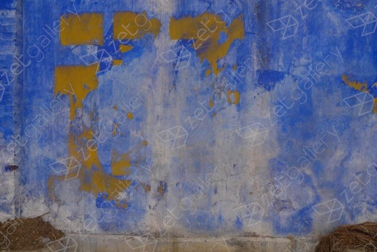 Wall of the Cultural Revolution 6, original Abstract Digital Photography by John Brooks