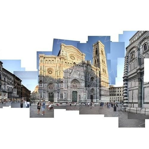Projeto Panoramas - Firenze, original Places  Photography by Daniel Camacho