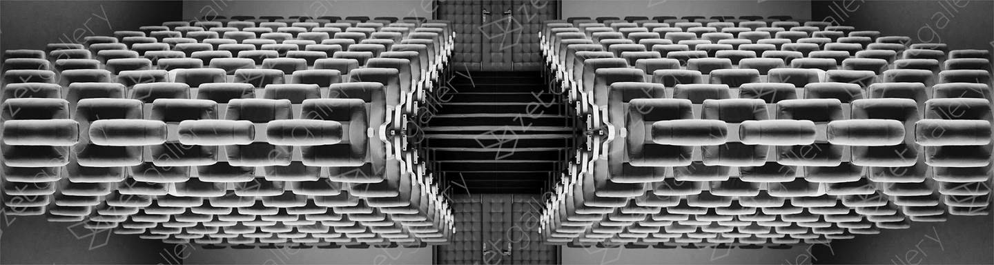 Second Reality 4 (other sizes and materials upon request), original Architecture Digital Photography by Goeth Zilla