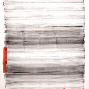 Moire #8, original Abstract Ink Drawing and Illustration by Rui Horta Pereira