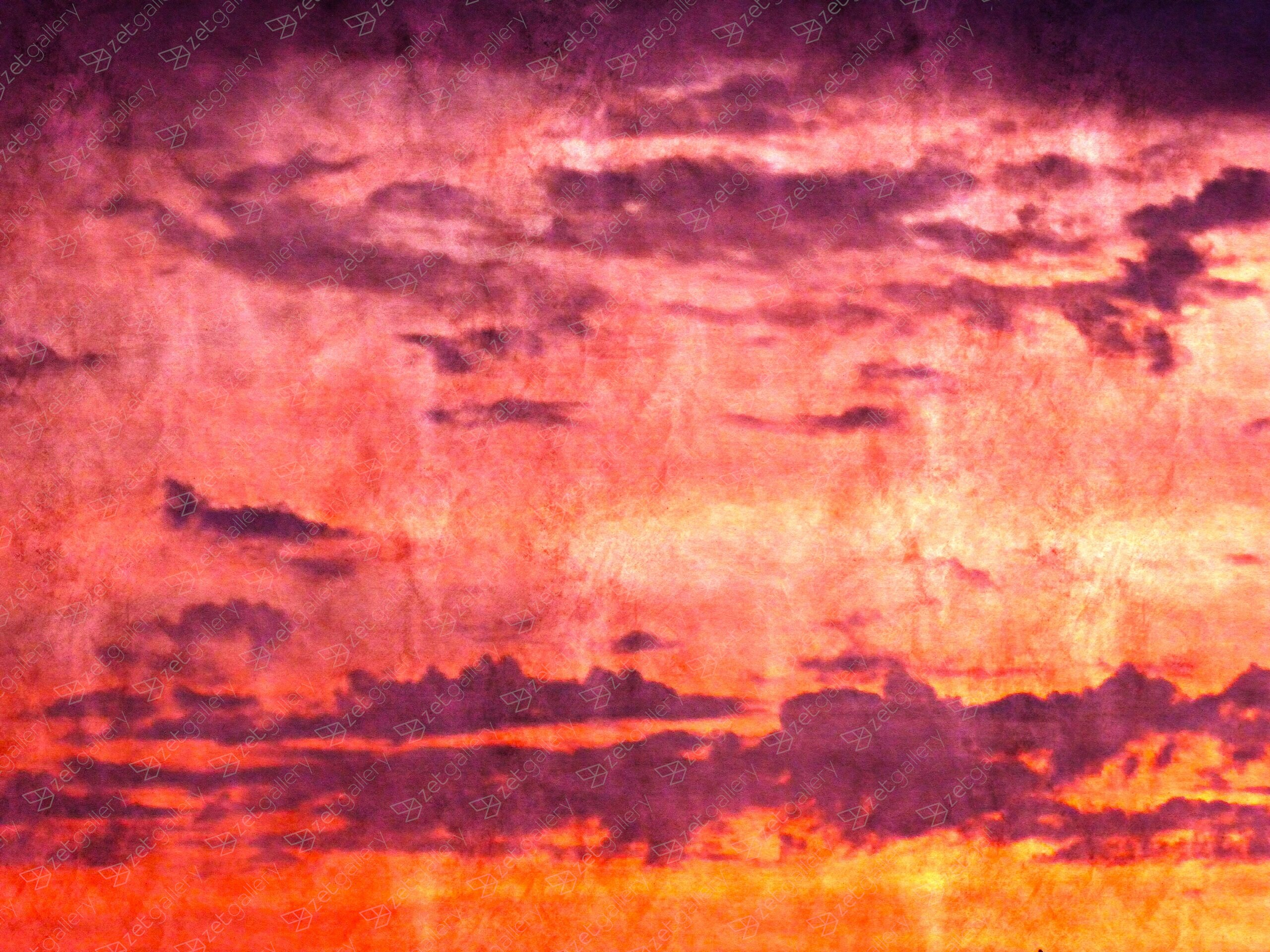 THE sky #475, original Abstract Digital Photography by Magdalena Kaczmarczyk