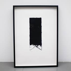Personificação 4/5, original Abstract Silkscreen Drawing and Illustration by Alberto Rodrigues Marques