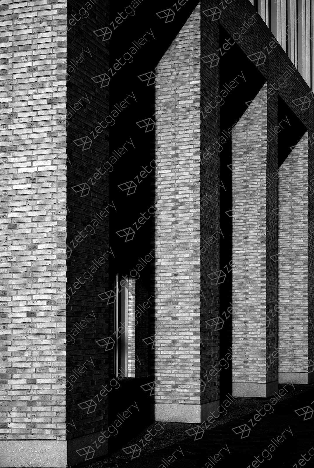 Being and Light 2, original Architecture Digital Photography by Goeth Zilla
