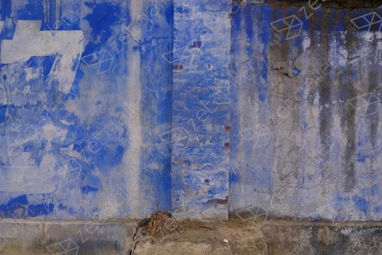 Wall of the Cultural Revolution 11, Fotografía Digital Abstracto original por John Brooks