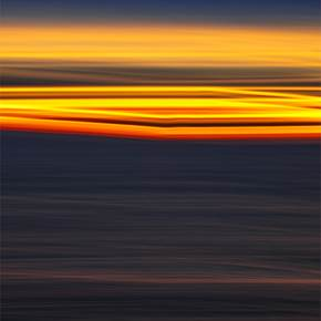 ABSTRACT SUNRISE II, Large Edition 1 of 5, original Abstract Digital Photography by Benjamin Lurie