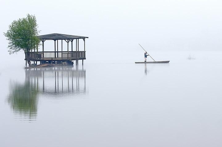 Viagem de paz..., original Nature  Photography by Horácio Graça