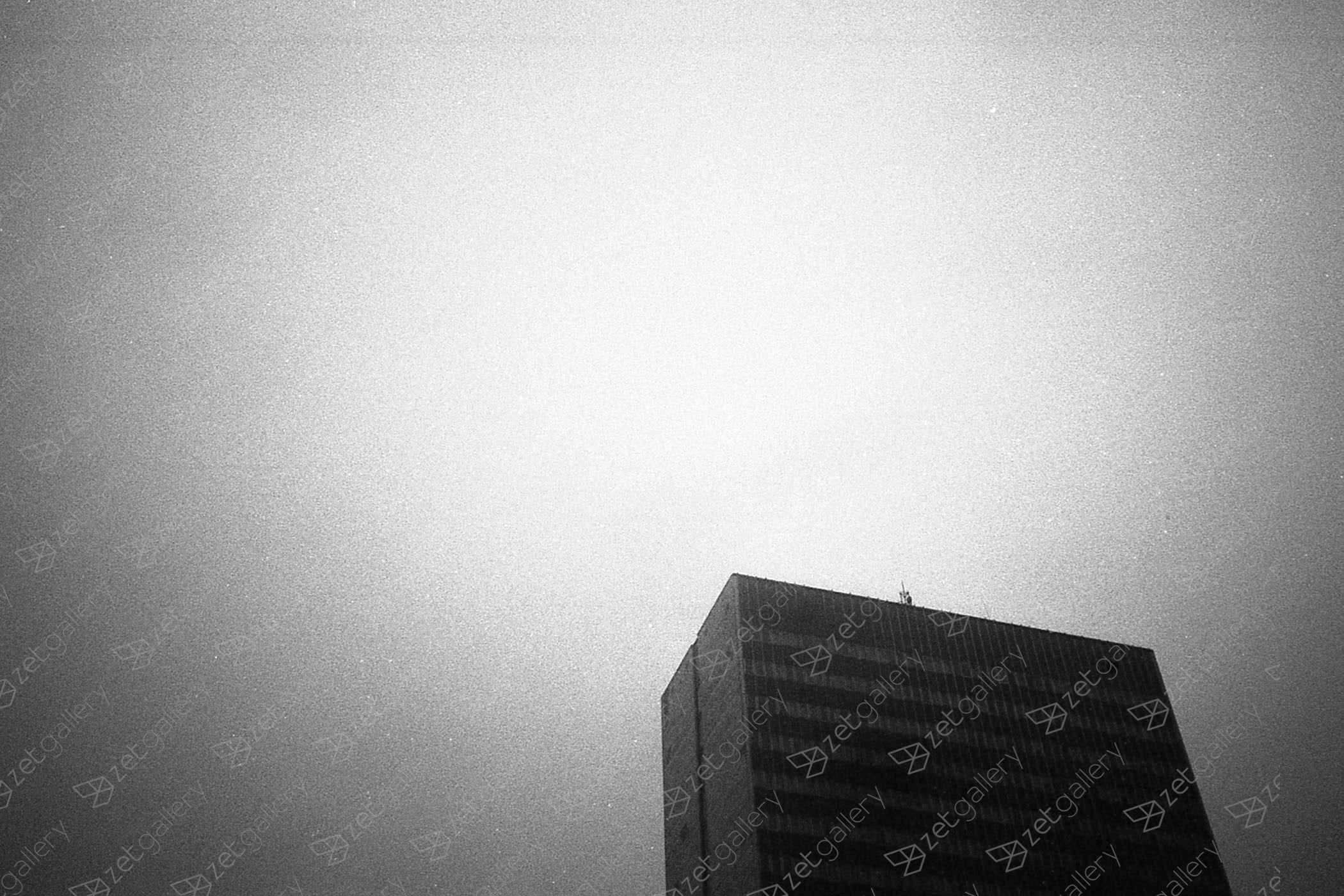 Untitled, original Architecture Analog Photography by Giorgos Kapsalakis