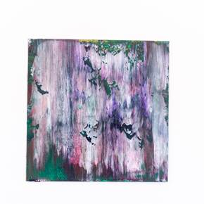 Grove, original Abstract Acrylic Painting by Ianara  Mota Pinto