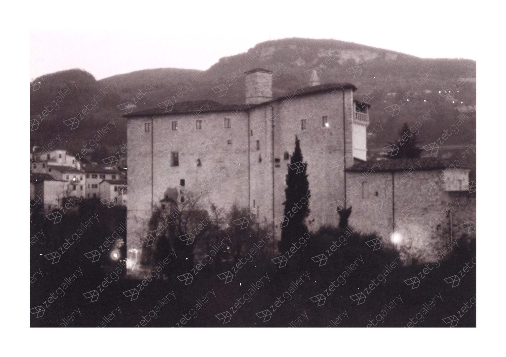 Castle, original Architecture Analog Photography by Tomé Capa